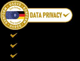 VISER® Datenschutz & Sicherheit